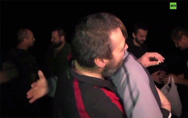 Ukraińscy żołnierze i prorosyjscy separatyści wymienili zakładników