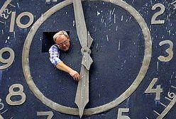 Czasochłonna zmiana czasu