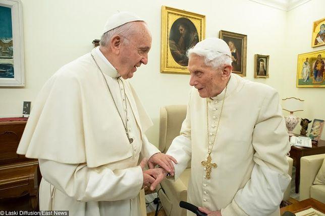 Papież Jan Paweł II tuszował sprawę molestowania w kościele? Szokujące słowa papieża Franciszka o swoim poprzedniku