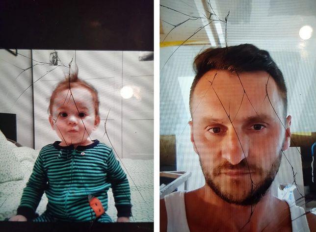 Bochnia. Poszukiwania dwulatka i jego ojca