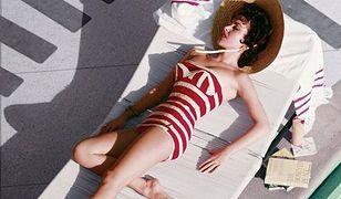 Kostium kąpielowy nr 1 według Pinteresta. Jest piękny!