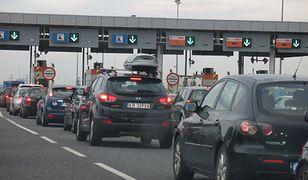 Wypadek na A4 w Gliwicach