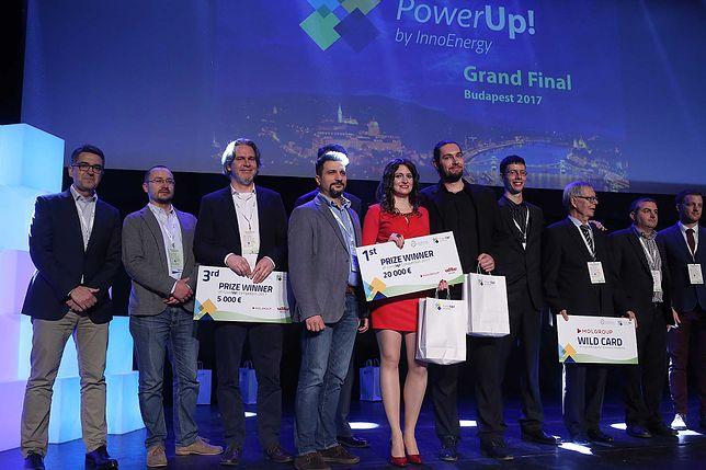 Finał gali PowerUp!