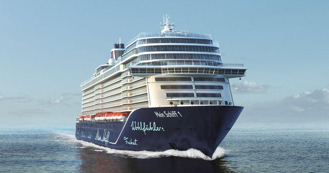 To największy statek, jaki będzie można zobaczyć w Gdyni