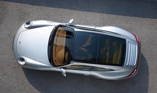 Porsche 911 Targa zadebiutuje w Detroit
