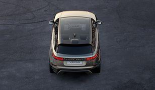 Range Rover Velar – zupełnie nowy model powalczy z Porsche Macanem