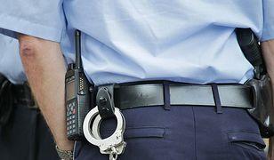 Policja zatrzymała złodzieja. Podawał się za kuriera