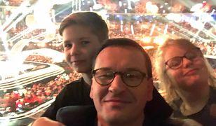 Eurowizja Junior 2019. Mateusz Morawiecki pokazał zdjęcie z córką