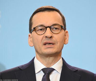 Mateusz Morawiecki zapowiedział zmiany w ramówce TVP