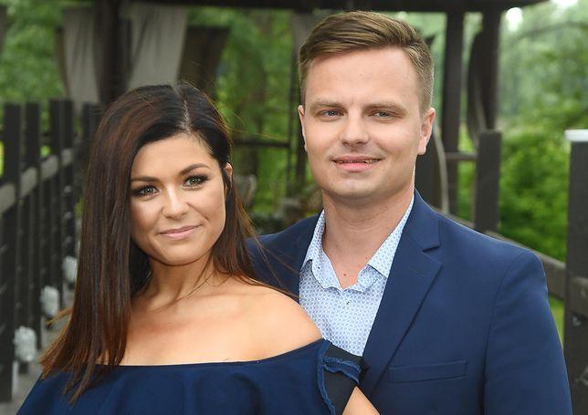 """Katarzyna Cichopek i Marcin Hakiel zostali jurorami programu """"Czar par""""."""