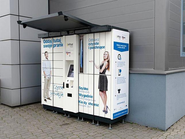 W Warszawie pojawiły się pralniomaty! [ZDJĘCIA]