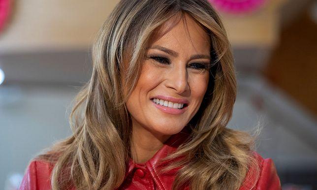 Melania Trump z nagrodą Women of Distinction. Studenci nie kryją oburzenia