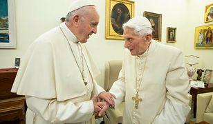 Papież Franciszek nie wykluczył przejścia na emeryturę, podobnie jak zrobił to Benedykt XVI