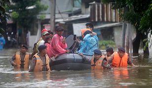 Dżakarta. Rośnie liczba ofiar powodzi