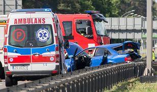 Świętokrzyskie. Utrudnienia na drodze S7 Warszawa-Kraków. W wypadku i karambolu 5 osób zostało rannych (zdj. ilustracyjne)
