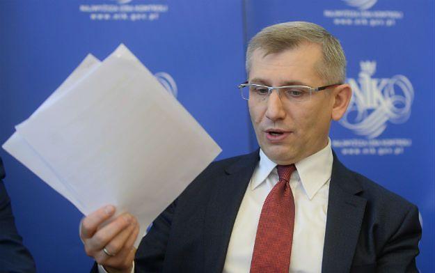 Sejmowa komisja opowiedziała się za uchyleniem immunitetu prezesowi NIK Krzysztofowi Kwiatkowskiemu