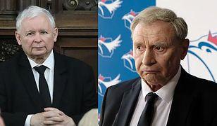 Jarosław Kaczyński był inspiracją dla postaci granej przez Andrzeja Grabowskiego