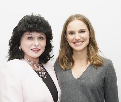 Natalie Portman z autorką