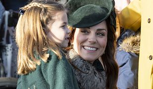 Księżniczka Charlotte skończyła 6 lat. Jest coraz bardziej podobna do królowej Elżbiety II