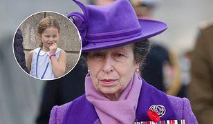 """Czy księżniczka Charlotte """"wygryzie"""" księżniczkę Annę z jej tytułu i obowiązków?"""