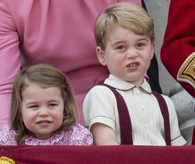 Powinni się martwić? Ekspert przeanalizował zachowanie dzieci księcia