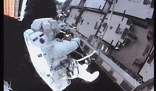 Zainstalowali nowe baterie w przestrzeni kosmicznej