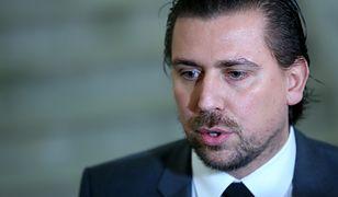 Tomasz Kaczmarek w areszcie. Sąd zdecydował ws. kaucji