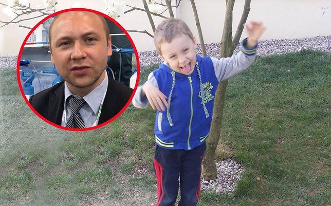 Dawid Żukowski poszukiwany od tygodnia