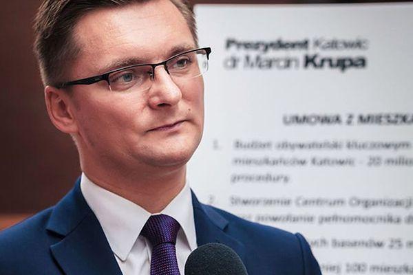 Prezydent Katowic chce lepszej komunikacji w śląskiej aglomeracji