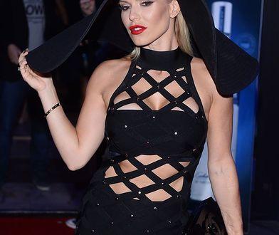 Doda na imprezie 4FunTV: ta sukienka nie zostawia miejsca wyobraźni