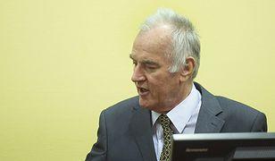Haga: prokuratorzy chcą dożywocia dla Ratko Mladicia