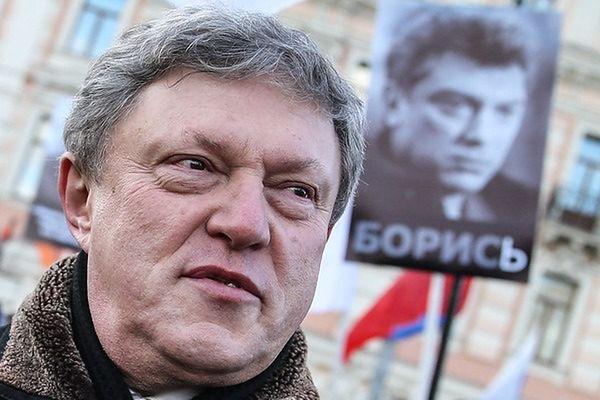 Partia Jabłoko zatwierdziła kandydatów na wybory do Dumy