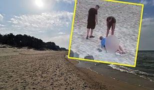 Bezwstydny seks na plaży w Mielnie. Władze kurortu reagują na film