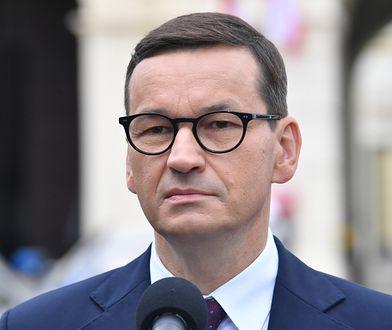 Mateusz Morawiecki: Kryscina Cimanouska w Polsce otrzyma dalszą pomoc