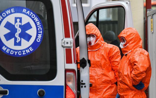 Koronawirus w Polsce i na świecie
