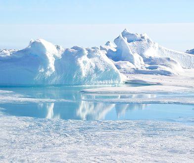 W ostatnich latach lodowce topnieją w zatrważającym tempie