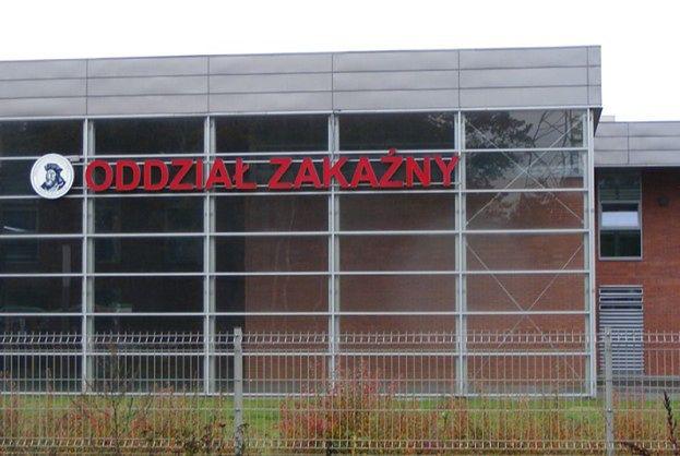 Kolejny przypadek odry w Poznaniu - do szpitala trafił obywatel Niemiec