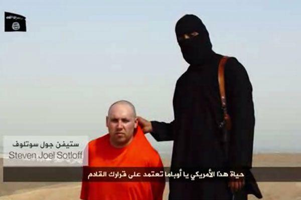 Biały Dom: nagranie przedstawiające egzekucję Sotloffa jest autentyczne