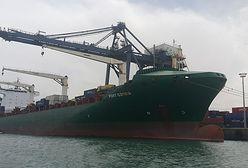 Piraci zaatakowali kontenerowiec M/S Port Gdynia. Na statku 20 Polaków