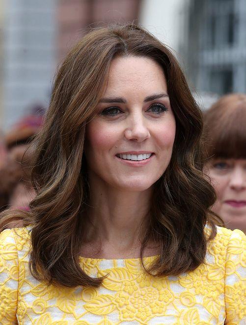 Księżna Kate była w ostatnim czasie bardzo aktywna
