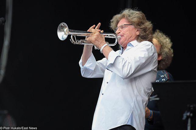 Zbigniew Wodecki jest fenomenem na polskiej scenie muzycznej