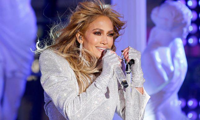 Jennifer Lopez zachwyciła fanów.