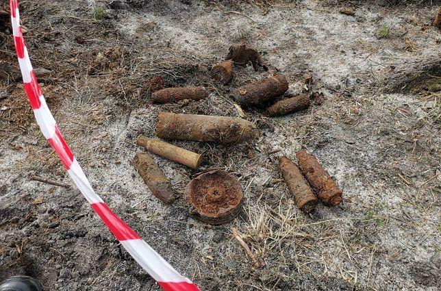 Śląskie. Niewybuchy z okresu II wojny światowej odnaleziono w Międzyrzeczu Dolnym oraz w Ponięcicach i Nędzy w pobliżu Raciborza.