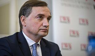 Minister sprawiedliwości Zbigniew Ziobro - jak zakończy się dla niego poker Kaczyńskiego?