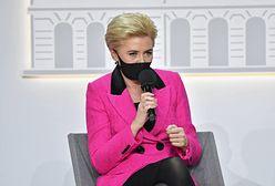 Kontuzja Agaty Kornhauser-Dudy. Nowe informacje ws. stanu zdrowia pierwszej damy