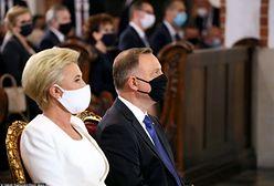 Andrzej Duda razem z żoną zaszczepieni przeciwko COVID-19