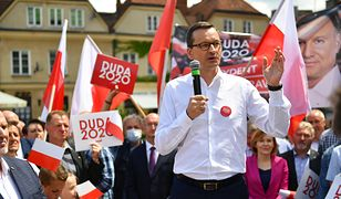 Wybory 2020. Premier Mateusz Morawiecki skomentował trwającą kampanię wyborczą