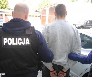 Funkcjonariusze zatrzymali 22-letniego oszusta