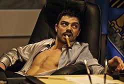 Dominic Cooper nieobliczalny niczym Hussein