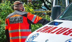 Śląsk. Tragiczny wypadek na budowie w Czechowicach Dziedzicach. Nie żyje mężczyzna, który spadł z dużej wysokości